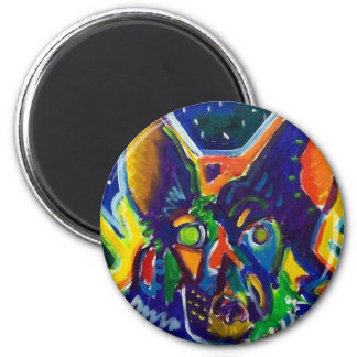 Shep by Piliero 6 Cm Round Magnet