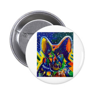 Shep by Piliero Pinback Buttons
