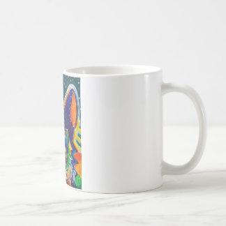 Shep by Piliero Basic White Mug