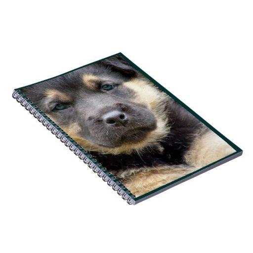Shep Dog Note Book