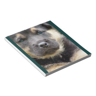 Shep Dog Note Pads