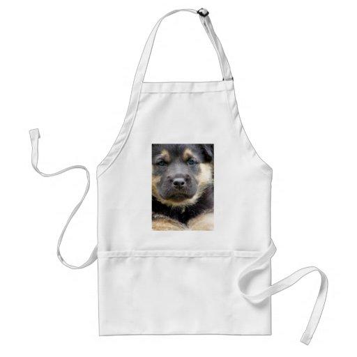 Shep Puppy Apron
