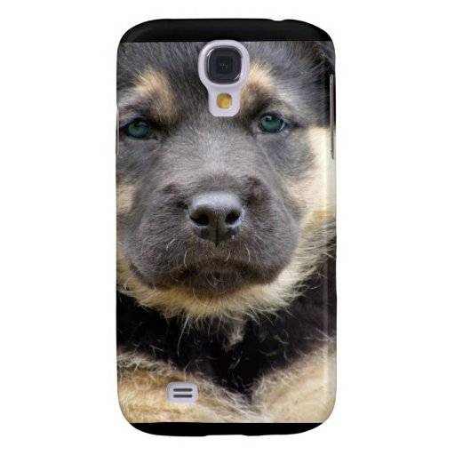 Shep Puppy Samsung Galaxy S4 Cover