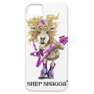 Shep Shagga Rock n Roll sheep iPhone 5 Cases