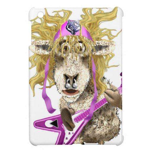 Shep Shagga Rock n Roll sheep iPad Mini Cover