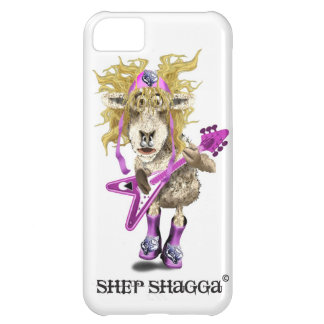 Shep Shagga Rock n Roll sheep iPhone 5C Case