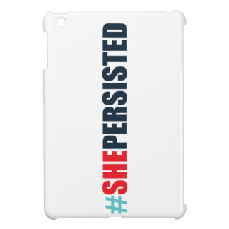 #shepersisted iPad mini covers