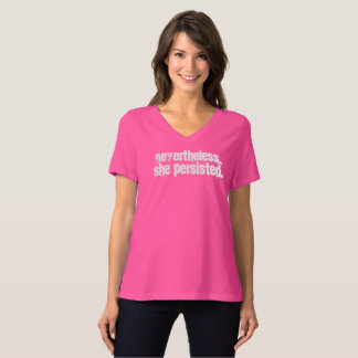 #shepersisted T-Shirt