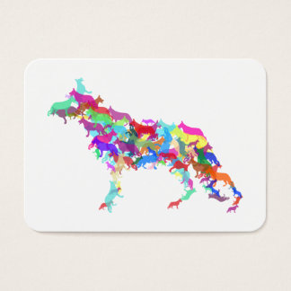 Shephed Invasion Business Card