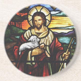 Shepherd and His Sheep StJohnsAshfiel Coaster