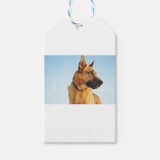 shepherd gift tags