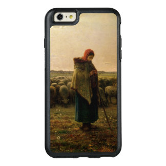 Shepherdess with her Flock, 1863 OtterBox iPhone 6/6s Plus Case