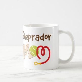 Sheprador Dog Breed Mom Gift Coffee Mug