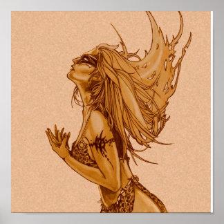 Shera Jungle princess Poster