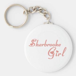 Sherbrooke Girl Key Ring