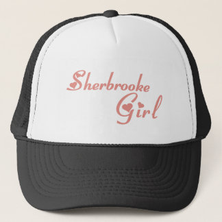 Sherbrooke Girl Trucker Hat