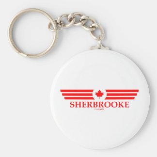 SHERBROOKE KEY RING