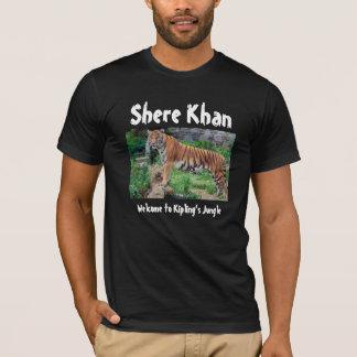 Shere Khan: Welcome to Kipling's Jungle T-Shirt