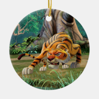 Sherekhan 2 ceramic ornament