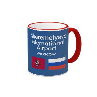 Sheremetyevo* International Airport SVO Russia Mug