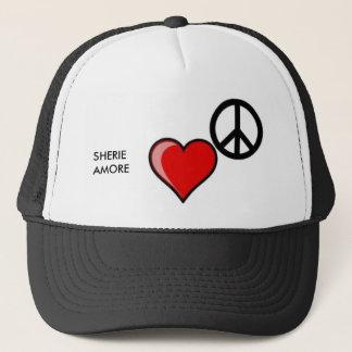 SHERIE AMORE TRUCKER HAT