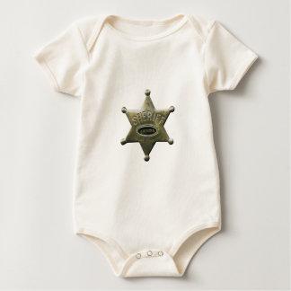 Sheriff Arizona Baby Bodysuit