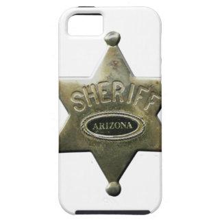 Sheriff Arizona iPhone 5 Covers