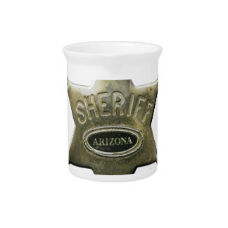 Sheriff Arizona Pitcher