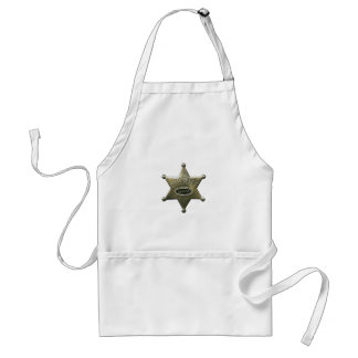 Sheriff Arizona Standard Apron