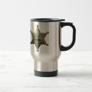 Sheriff Arizona Travel Mug