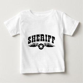 Sheriff Baby T-Shirt