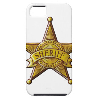 Sheriff Case For The iPhone 5