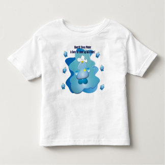 Sheriff Clean Water Toddler T-Shirt
