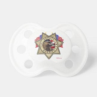Sheriff Deputy Badge Dummy