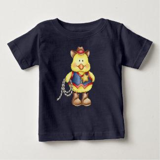 Sheriff Duck Baby T-Shirt
