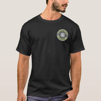Sheriff Gear Green Logo T-Shirt