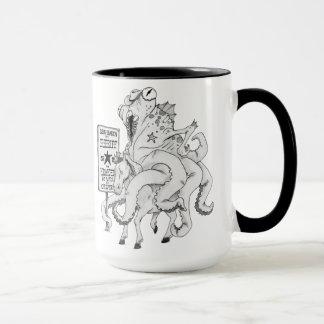 Sheriff Kraken Mug