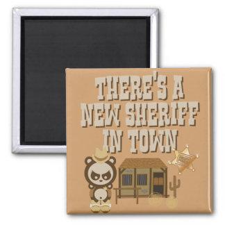 sheriff magnet