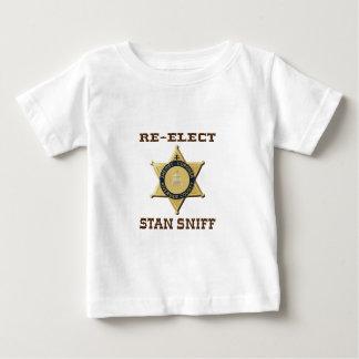 Sheriff Sniff Baby T-Shirt
