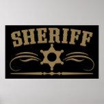 Sheriff Western Style