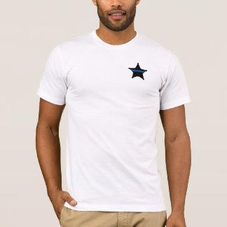 Sheriffs Office Thin Blue Line T-Shirt