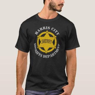 Sheriffs Star Badge T-Shirt