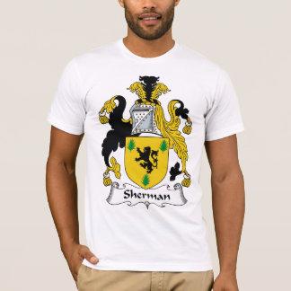Sherman Family Crest T-Shirt