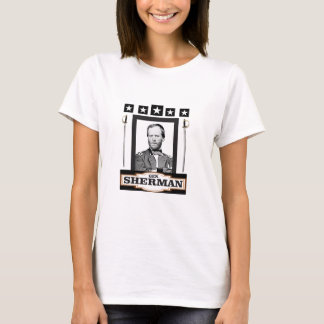 sherman stars swords T-Shirt
