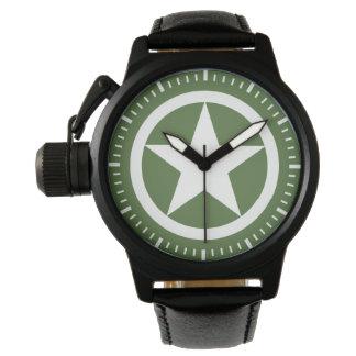 Sherman Tank U.S. Army Star Watch