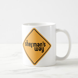"Sherman's Way ""Sign"" Mug"