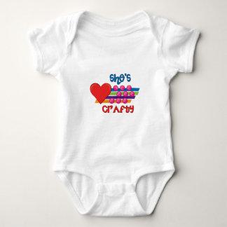 Shes Crafty Baby Bodysuit
