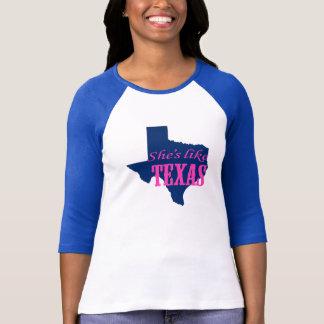 She's like Texas Tee Shirts
