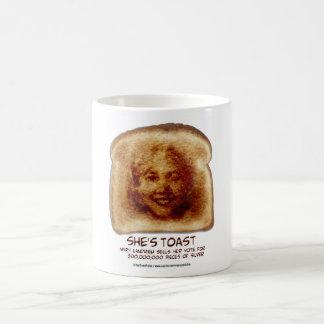 She's Toast Mug