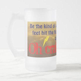 She's up mug